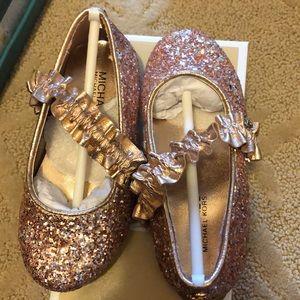 Michael Kors toddler dress shoes